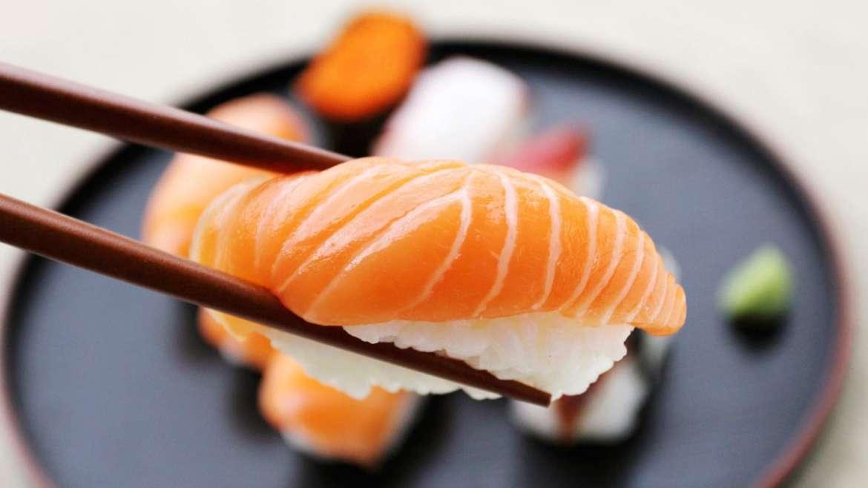 6 benefici del Sushi