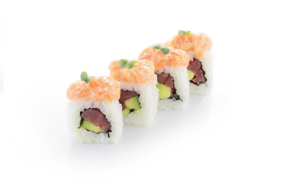 Novità di Maggio: aggiungi una salsa al tuo Sushi preferito