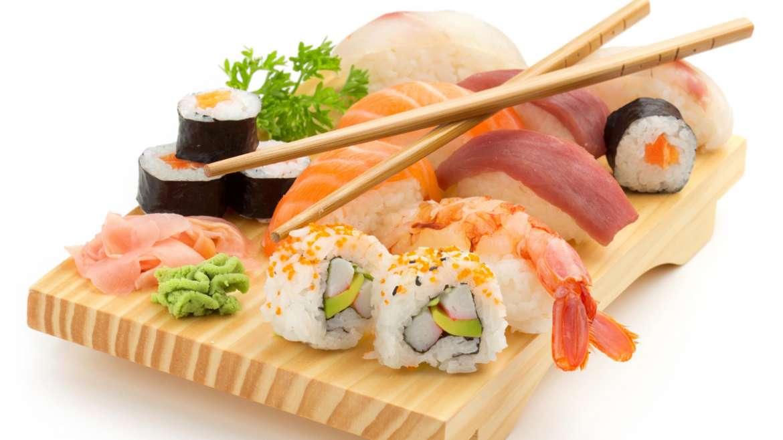 10 Regole d'oro per mangiare il sushi