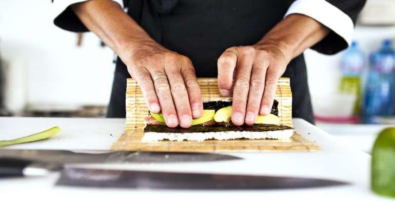 [Libro, suggerimento] L'arte del Sushi, di Stefania Viti