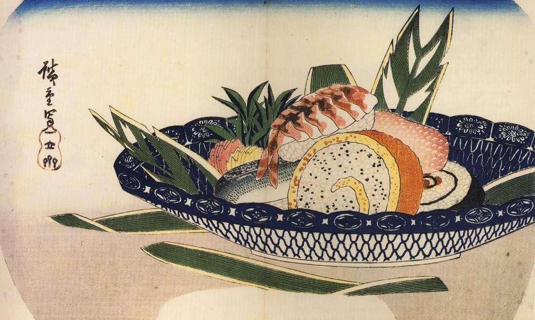 Storia del Sushi