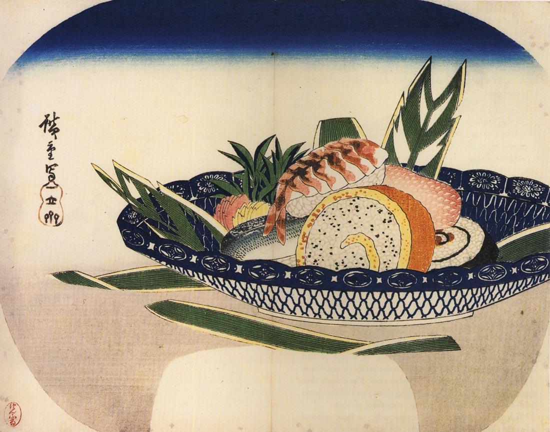 La storia del Sushi