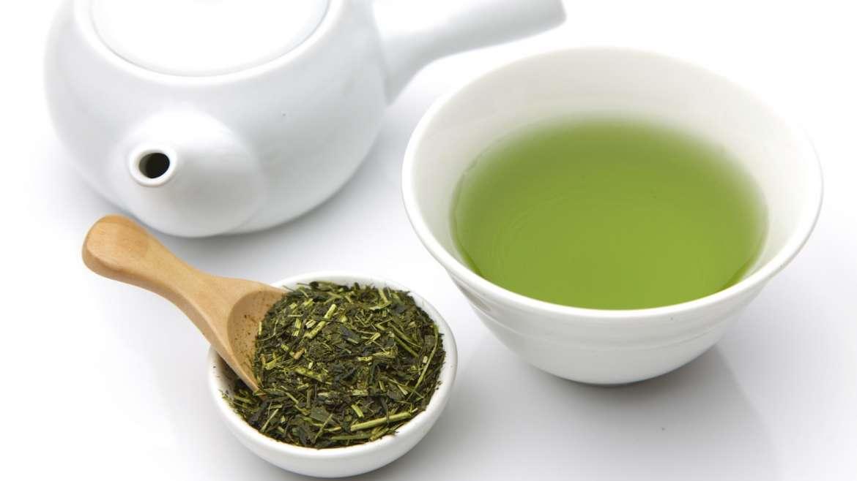 Il Te' verde, un alleato contro l'acne