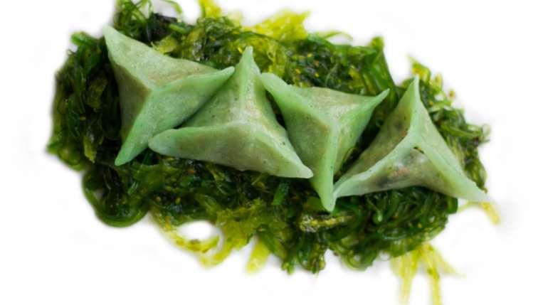 Novità di Dicembre: Gyoza Giada, ravioli vegetali giapponesi