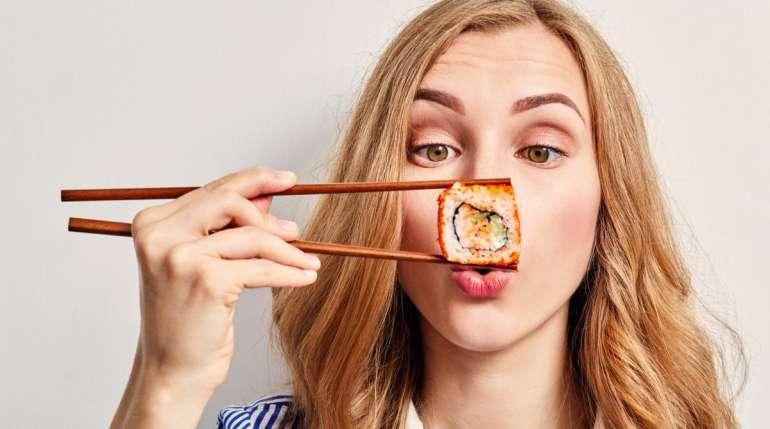 Il Sushi fa ingrassare?
