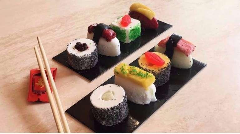 Gelato Sushi, il dolce perfetto per i patiti di uramaki e nigiri