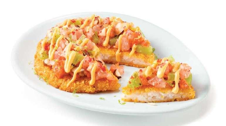 Pizzushi, quando pizza e sushi diventano una cosa sola