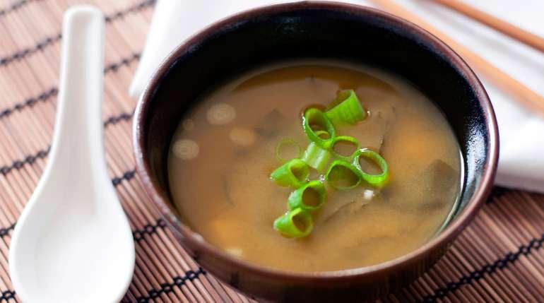 Novità di Aprile: Zuppa di Miso