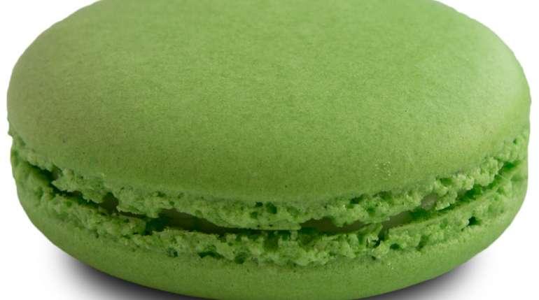 Novità di Aprile: Macarons al te verde
