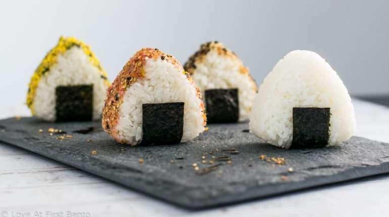 Onigiri, il primo piatto che conquista a tutti!
