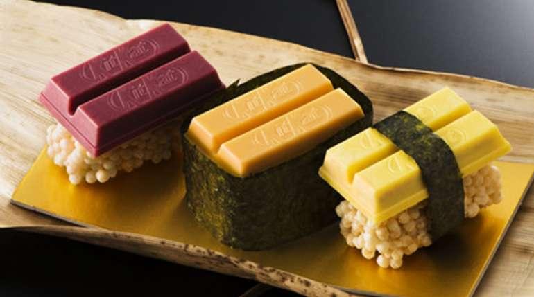 Arriva il Sushi Kit Kat!