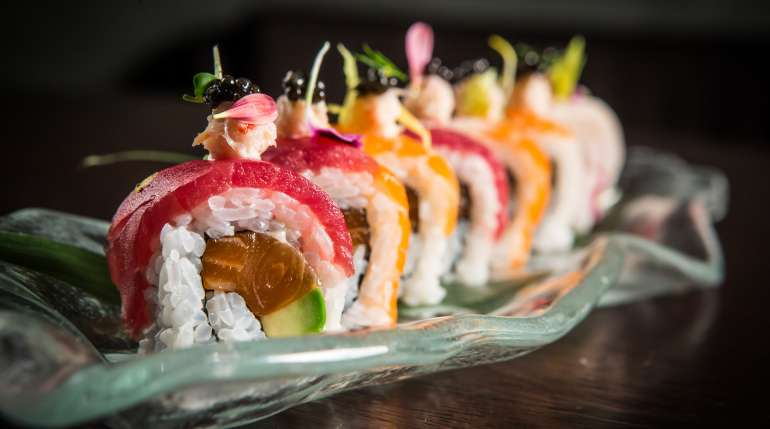 Sushi: conoscerli per ordinare meglio!