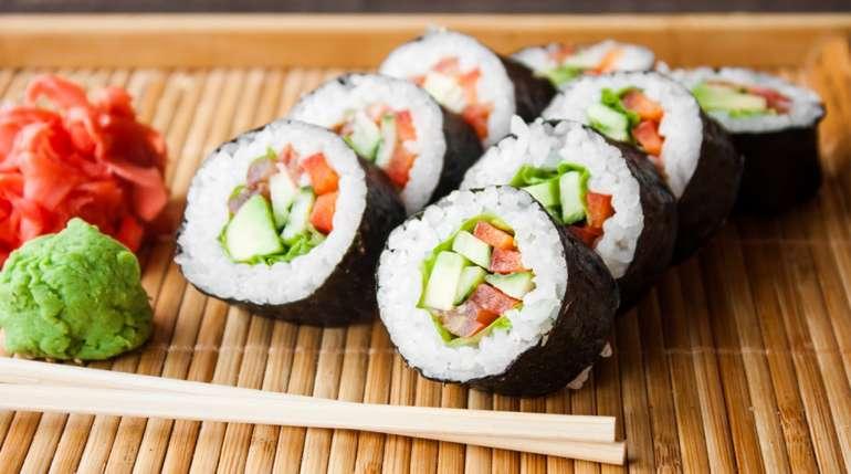 Sushi: il decalogo del nutrizionista