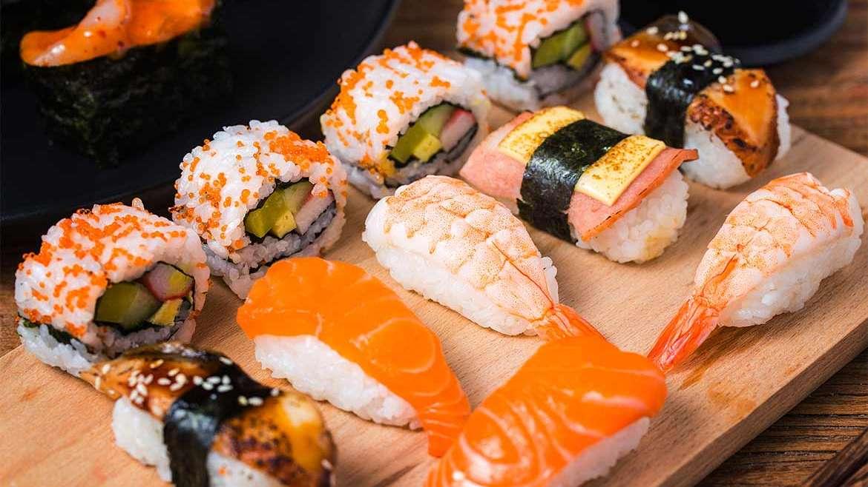 Cibo e sesso: il sushi batte tutti