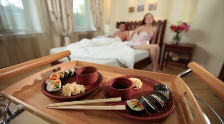 Sushi il cibo più afrodisiaco