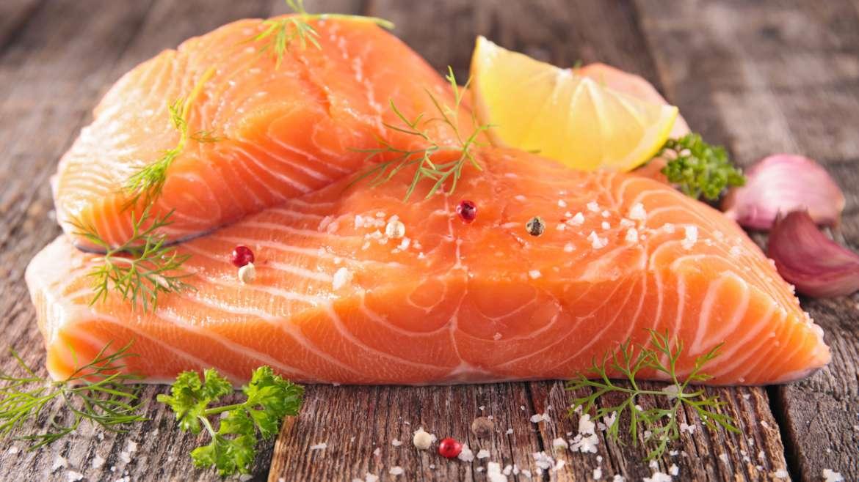 Il miglior Salmone per sashimi è Norvegese