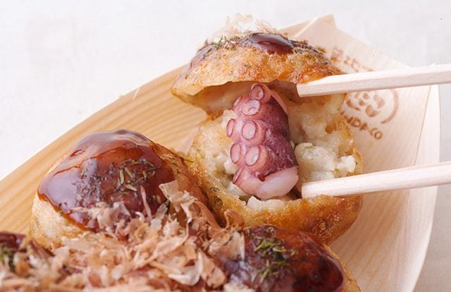 Novità del mese: Takoyaki
