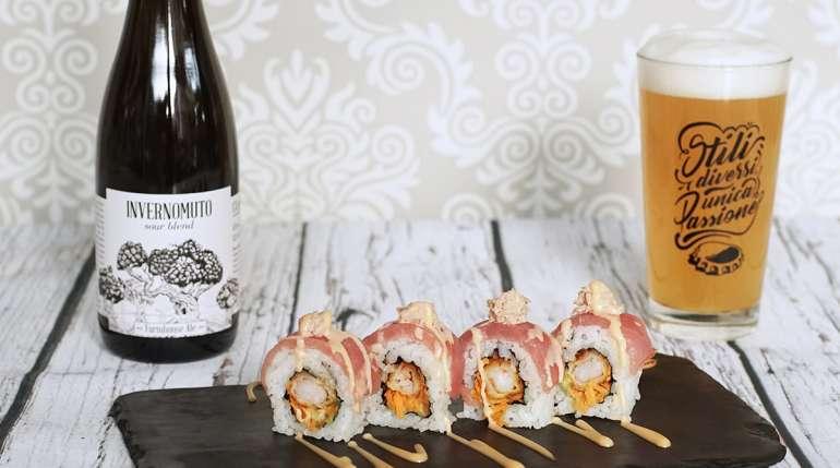 Quale birra con il Sushi? 5 proposte