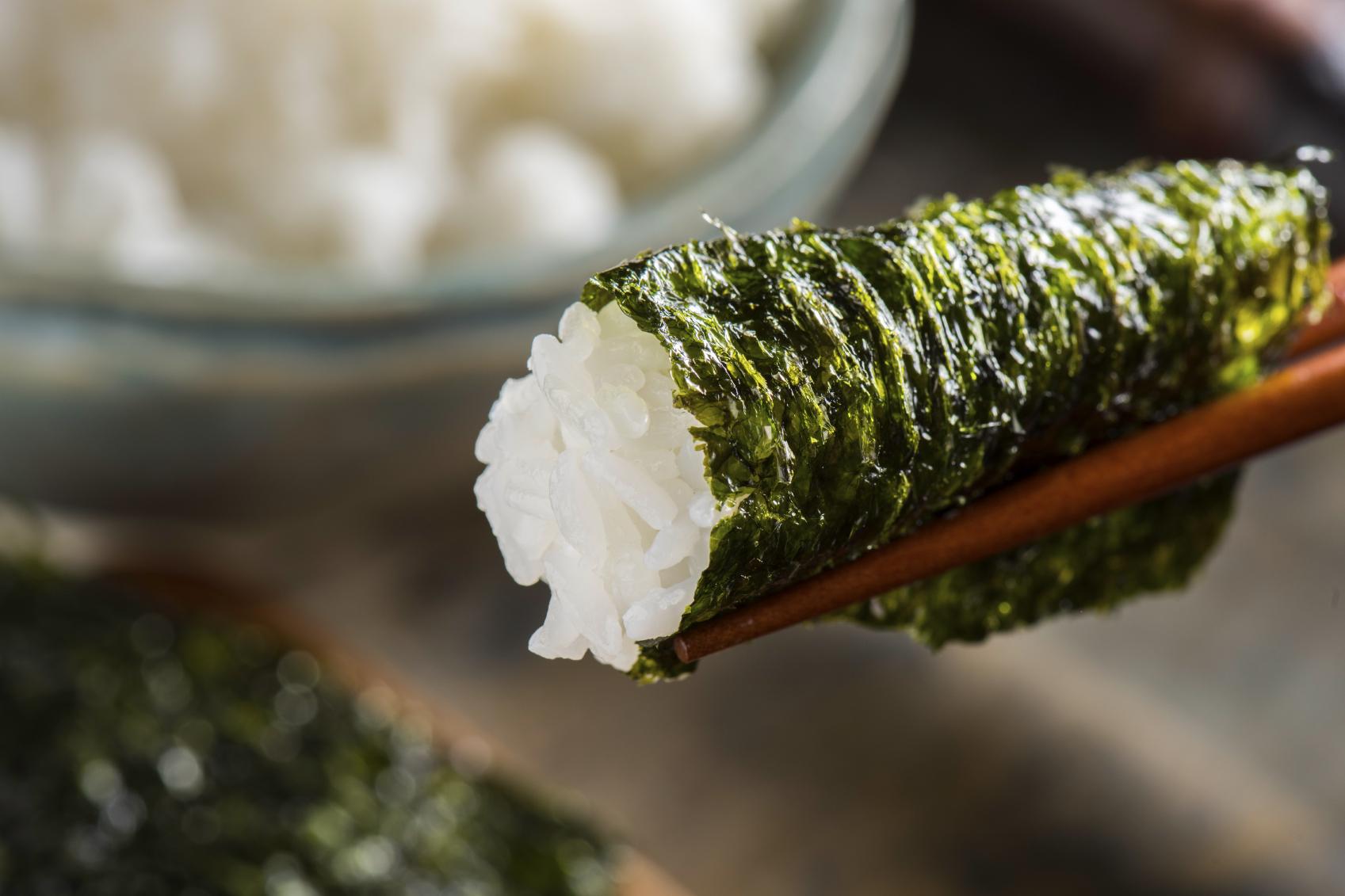 come si prepara il riso per il sushi?