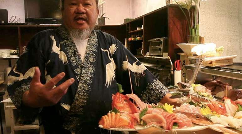 Vuoi imparare a preparare un sushi pazzesco?