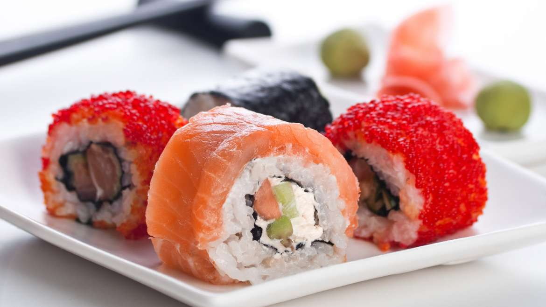 Sushi Take Away a Roma