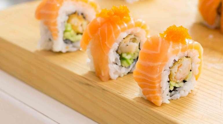 Il sushi sta diventando sempre più occidentale