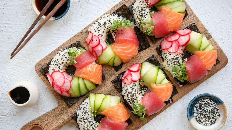 Una dieta a base di Sushi per dimagrire in fretta