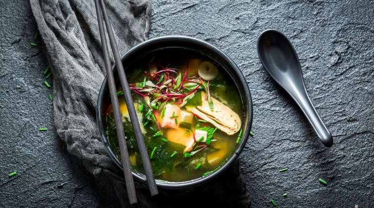 La cucina giapponese non è solo Sushi e Sashimi…