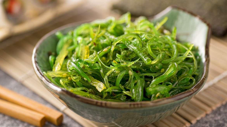Le alghe del benessere