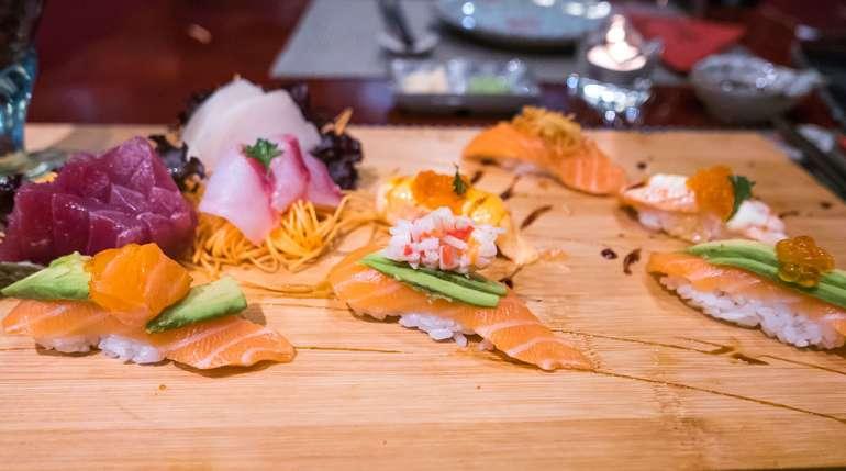 Sushi e dieta: si può mangiare e in che quantità?