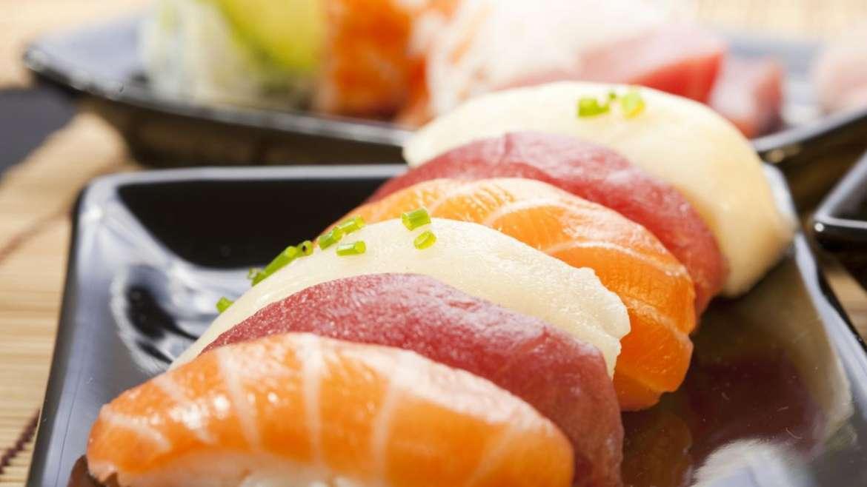 Sushi, l'Elisir di lunga vita