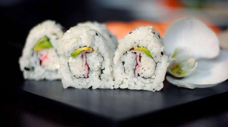 Uramaki, il cibo giapponese ideale per stare in forma
