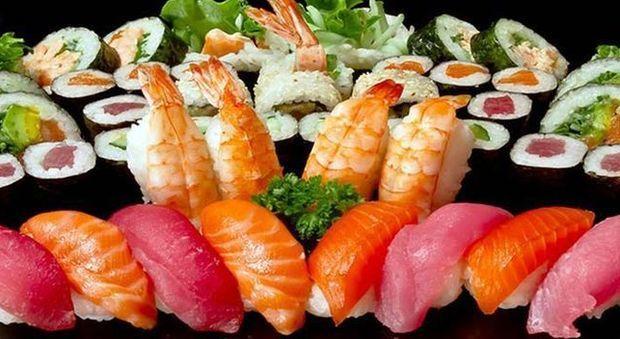 Agli italiani piace fare sushi!