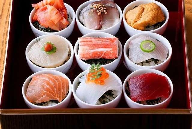 Cosa mangerai nel 2019? Dal cup sushi al K-food alle alghe