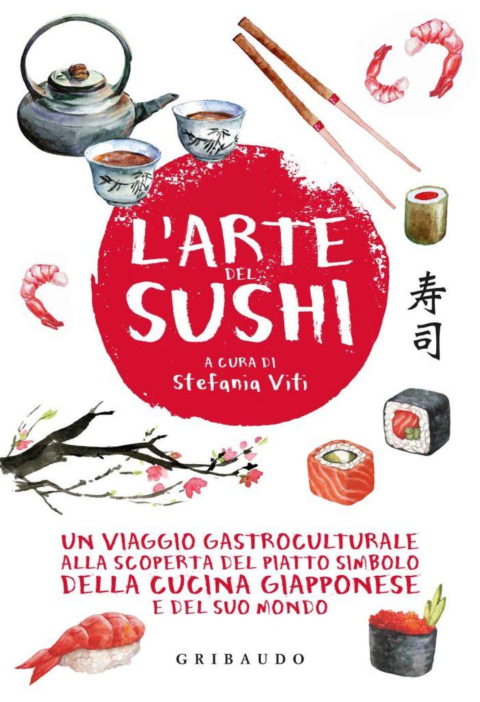 libro L'Arte del Sushi di Stefania Viti