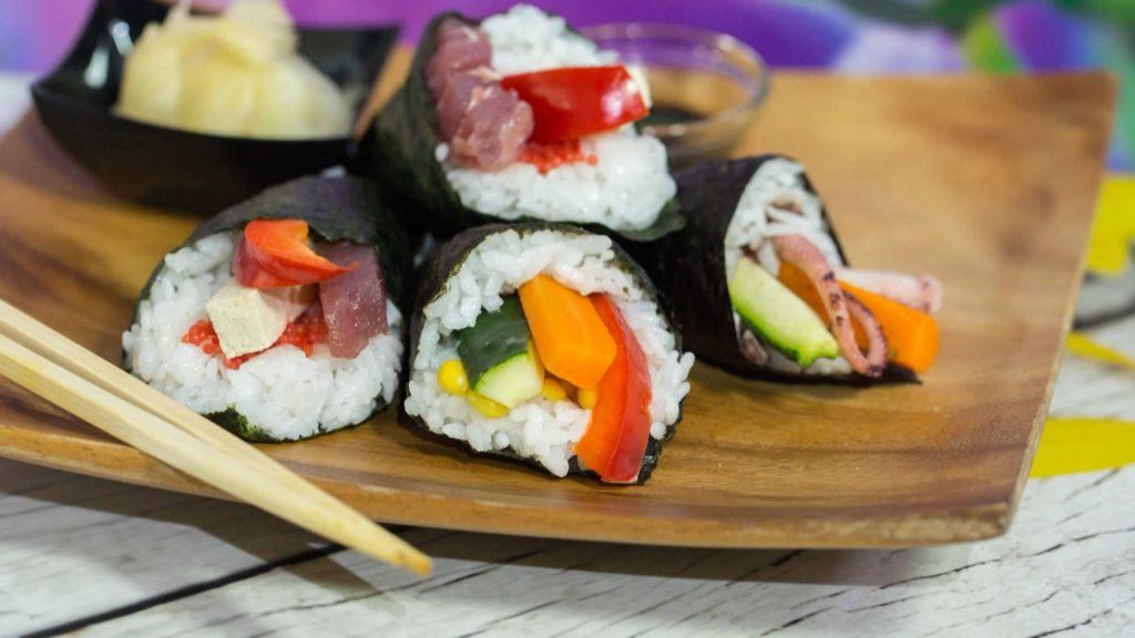 il sushi moderno