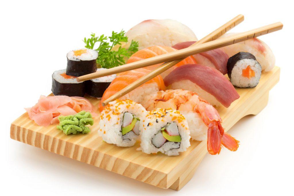 come mangiare il sushi, 10 regole da seguire