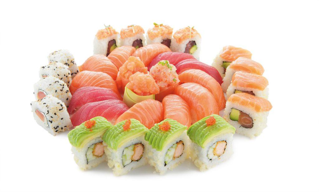 sushi in italia