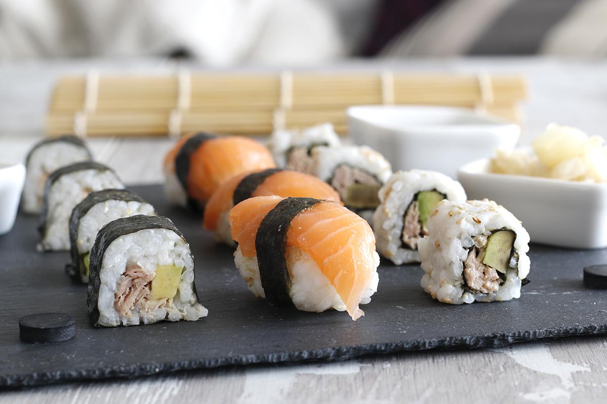 mangiare sushi fa ingrassare